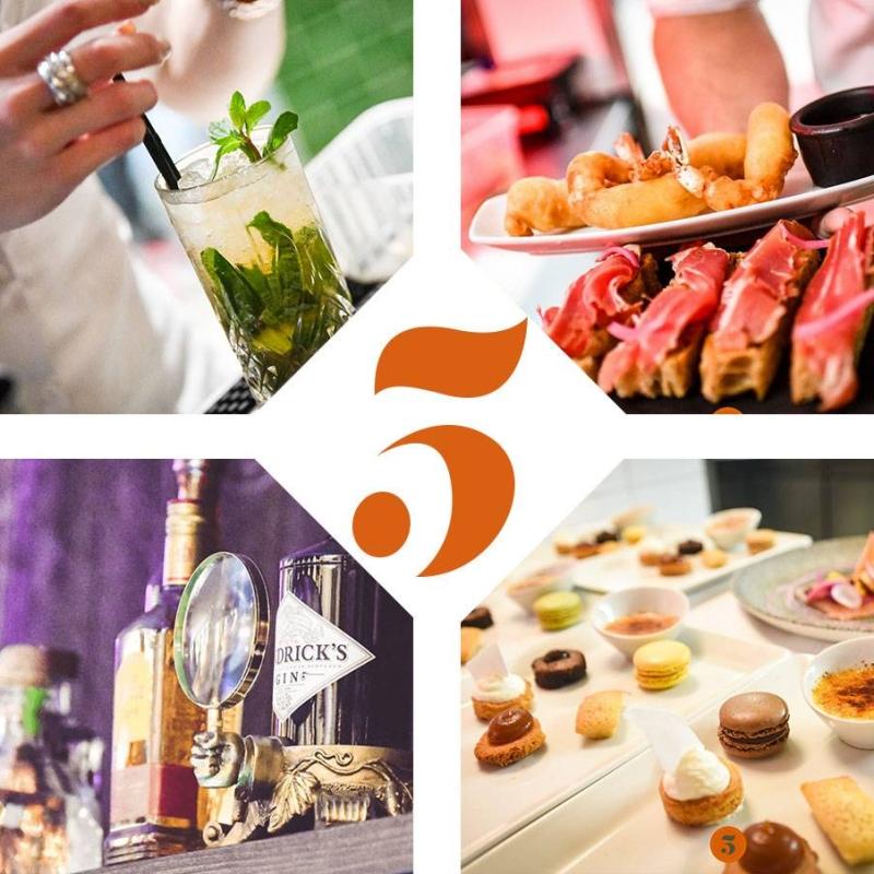 Le Cinq - Restaurant Bordeaux
